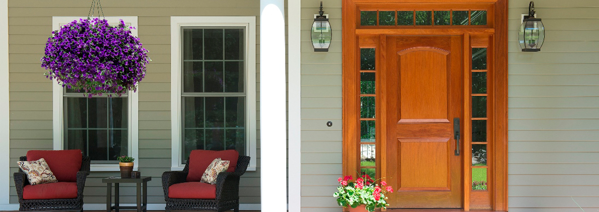 Upstate Door works with customers builders and architects to design and build a door that is unique in style and shape to enhance a homeu0027s personality. & Upstate Door - JB Sash u0026 Door pezcame.com