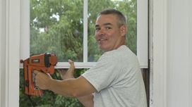 Mark Boucher, Installer, JB Sash & Door