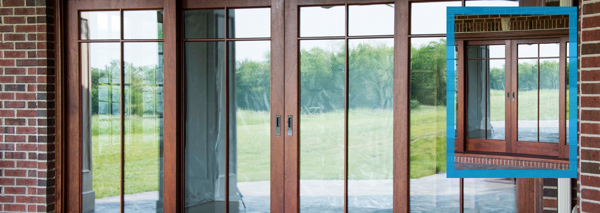 Upstate Door\u0027s Lift and Slide door solutions enable you to create the right design \u2014 with your choice of wood and glass to enhance the beauty of your home. & Upstate Door - JB Sash \u0026 Door