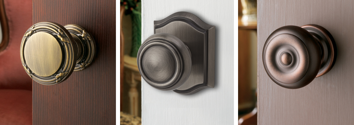 baldwin hardware comes in a full spectrum of lustrous finishes ranging from glossy to matte smooth to textured