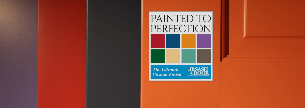 Perfect Introducing Painted To Perfection U2013 A New Service From JB Sash U0026 Door